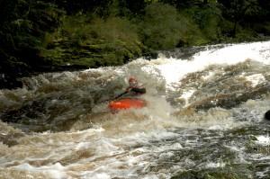 Adventure Activity Kayaking