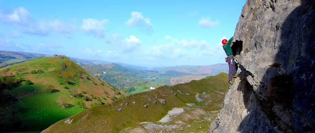 Climbing Adventure Activities
