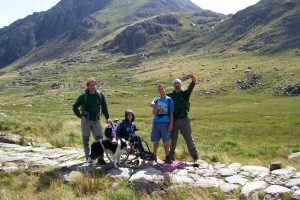 School Activity Trips: Hill Walking