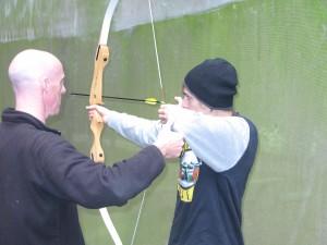 Archery Activity Trip: Archery