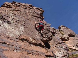 School Trips Abroad: Climbing