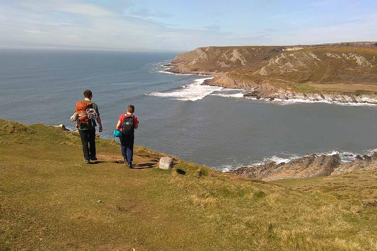 Coastal Trekking