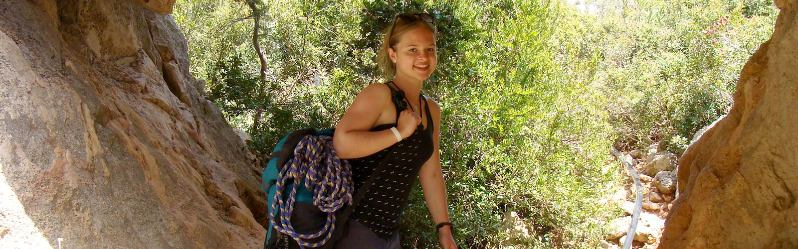 School trips abroad in Crete