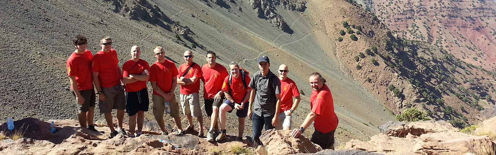 School trips abroad in Morocco