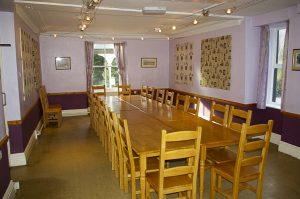 Outdoor Education Centres: Snowdon Ranger, Dinning Room