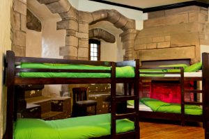 Outdoor Education Centres: St Briavels, Bed Room